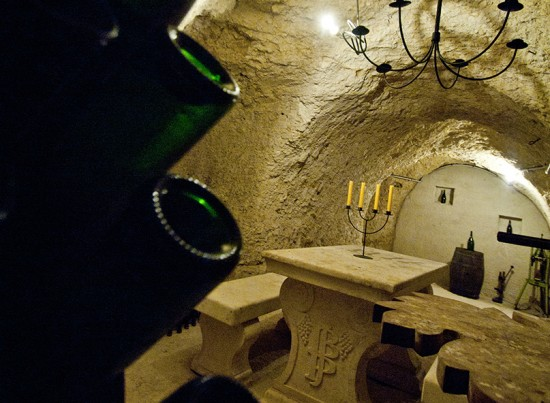 cantina champagne