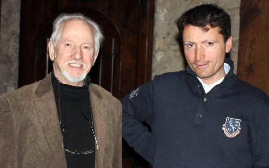 Laurent Champs e suo padre René