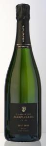 bottiglia champagne agrapart