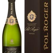 bottiglia champagne vintage 2002 pol roger