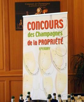 Concours des Champagnes de la Propriété