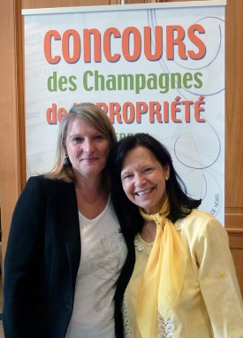Nathalie Gardet e Claudia Nicoli
