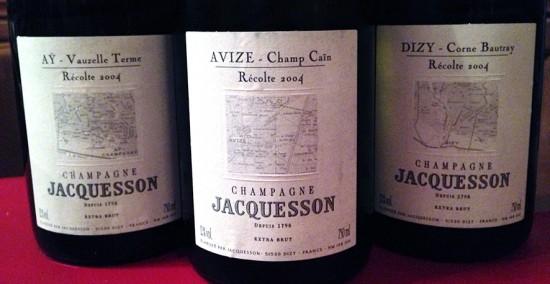 anteprima Jacquesson