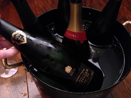 bottiglie costose champagne