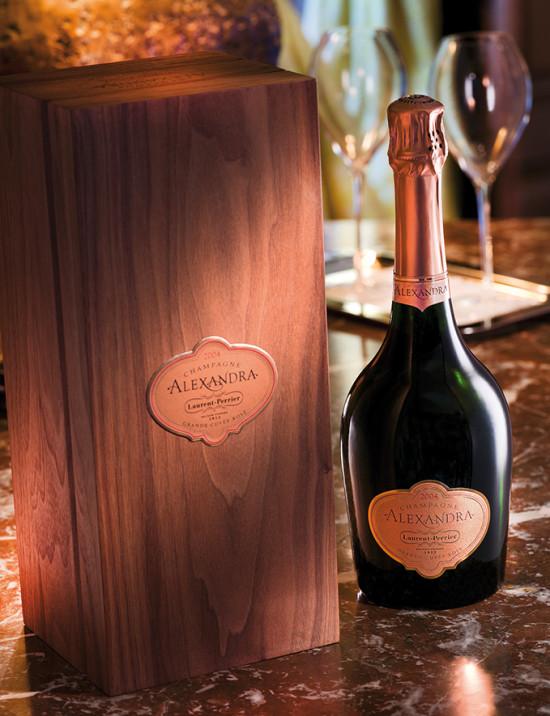 champagne Alexandra 2004