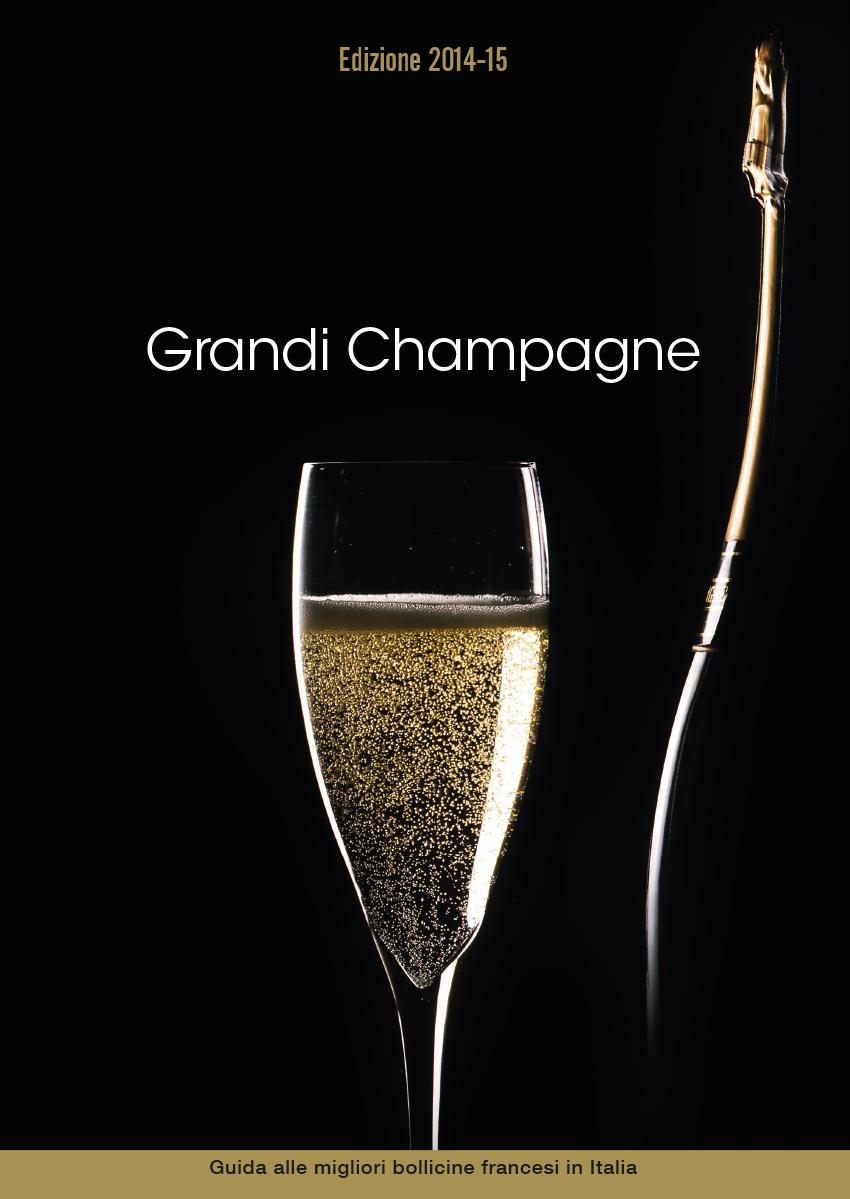 copertina guida champagne 2014/2015