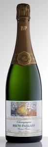bottiglia di champagne Bruno Paillard - Blanc de blancs 2002