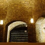 cantine sotterranee Ca' del Bosco