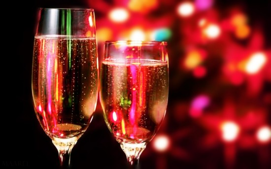 quale champagne a Natale?
