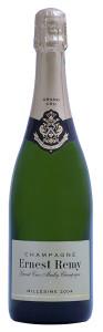 bottiglia di champagne Ernest Remy Millésime 2004