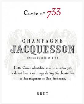 etichetta cuvée 7xx