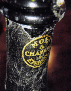 bottiglia Dom Pérignon Vintage 1978