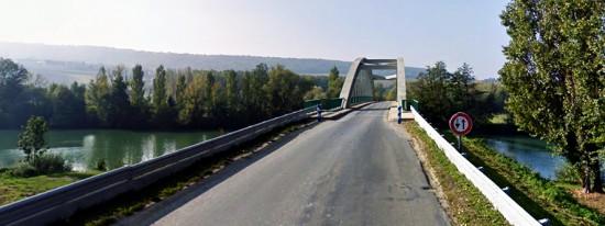 il ponte sulla marne