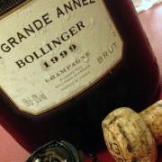 degustazione champagne bollinger la grande annee 1999