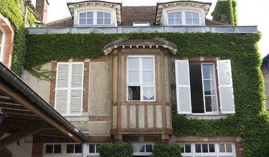 hotel in champagne parva domus