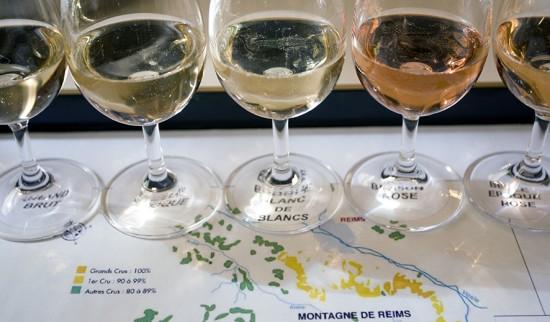 visita champagne, dove e cosa acquistare