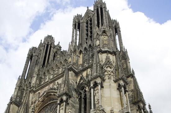 cattedrale di Nostra Signora di Reims