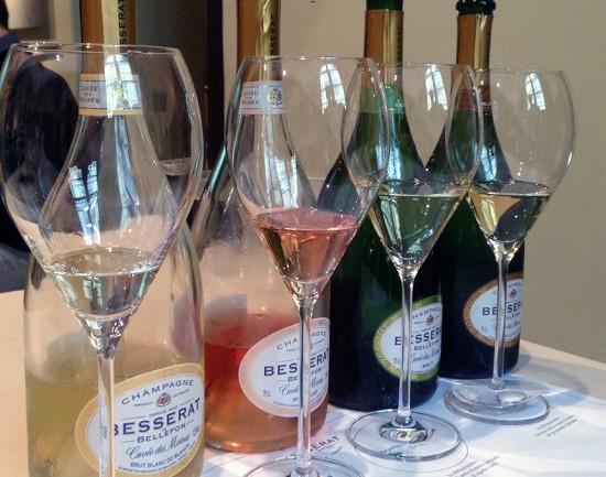 Besserat de Bellefon bottiglie champagne