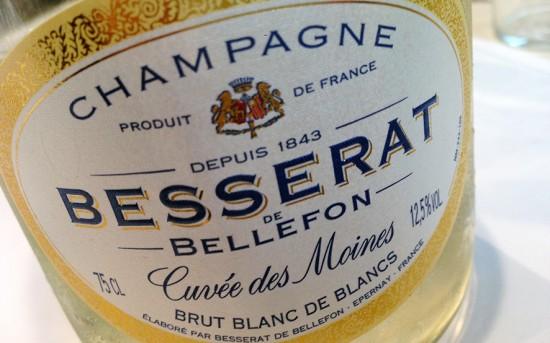 Besserat de Bellefon champagne