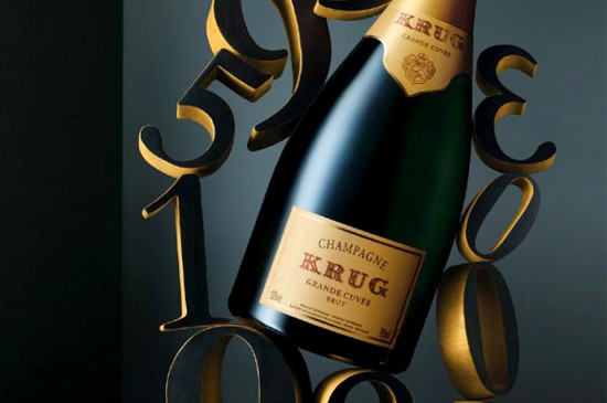champagne krug grande cuvée