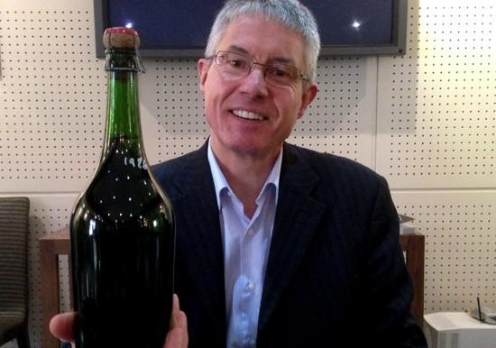 chef de cave François Domi