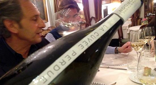 assaggio champagne corbon