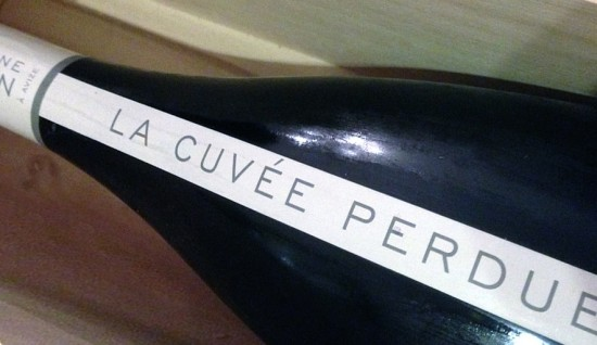 bottiglia corbon Cuvée Perdue