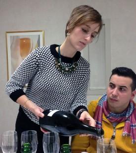 Elise Losfelt e Pascal Tinari