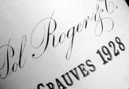 etichetta pol rogers