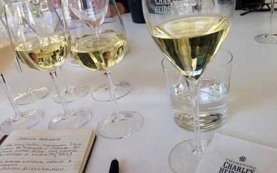 degustazione in champagne per le annate migliori
