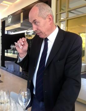 Thierry Roset è l'attuale chef de cave di Charles Heidsieck
