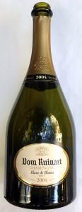 bottiglia Dom Ruinart 2004