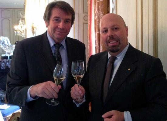 Michel Fauconnet e Alberto Lupetti