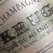 Clos du Mesnil 2003 100% Chardonnay