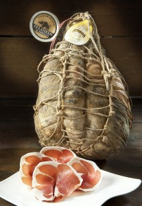 culatello e champagne