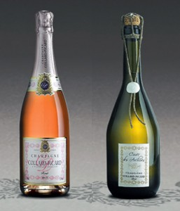 champagne collard picard Rosé e Cuvée des Archives 2002