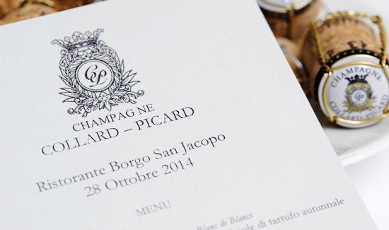 menu Ristorante Borgo San Jacopo