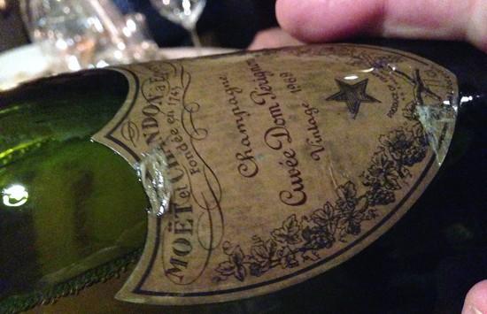 Dom Pérignon Vintage 1969
