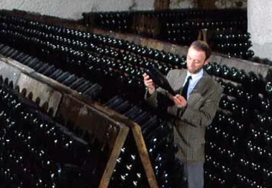 Daniel Thibault, chef de cave di Charles Heidsieck