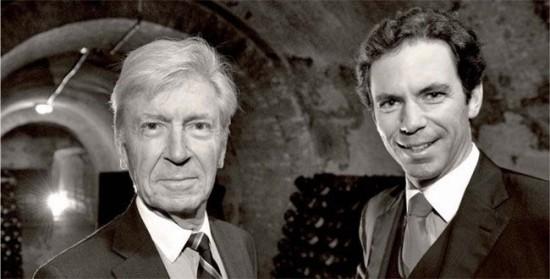 Jospeh Henriot e suo figlio Thomas