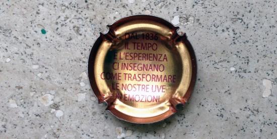 capsula Il Mosnel Franciacorta