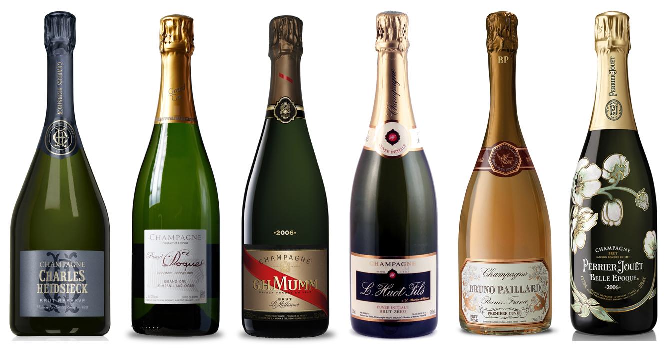 Vuoi conoscere lo champagne for Bottiglia in francese