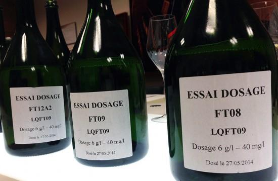 bottiglie champagne mumm