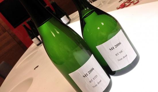 bottiglie degustazione champagne mumm