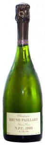 Bottiglia champagne Bruno Paillard N.P.U. 1999
