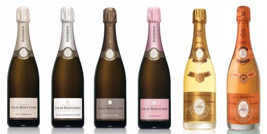 master class champagne cristal