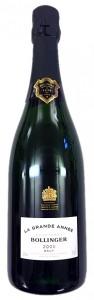 bottiglia Bollinger La Grande Année 2005