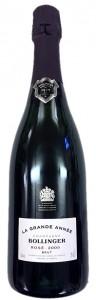 bottiglia Bollinger La Grande Année rosé 2005
