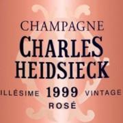 Charles Heidsieck Rosé 1999