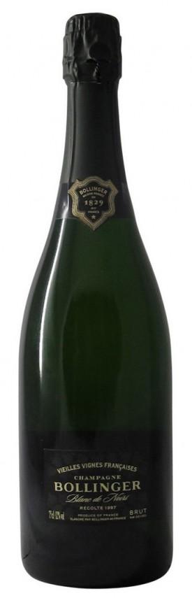 bottiglia bollinger vvc 1997